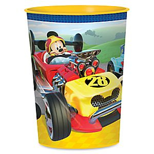 Mickey Mouse Roadster Racers Favor Cups – 4-Pc.