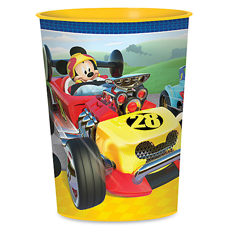 Mickey Mouse Roadster Racers Favor Cups - 4-Pc.