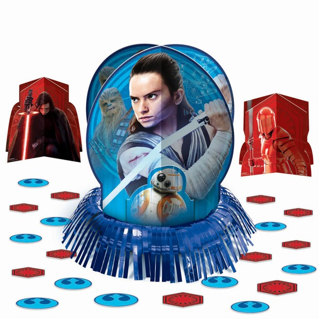 Star Wars: The Last Jedi Party Table Decorating Kit