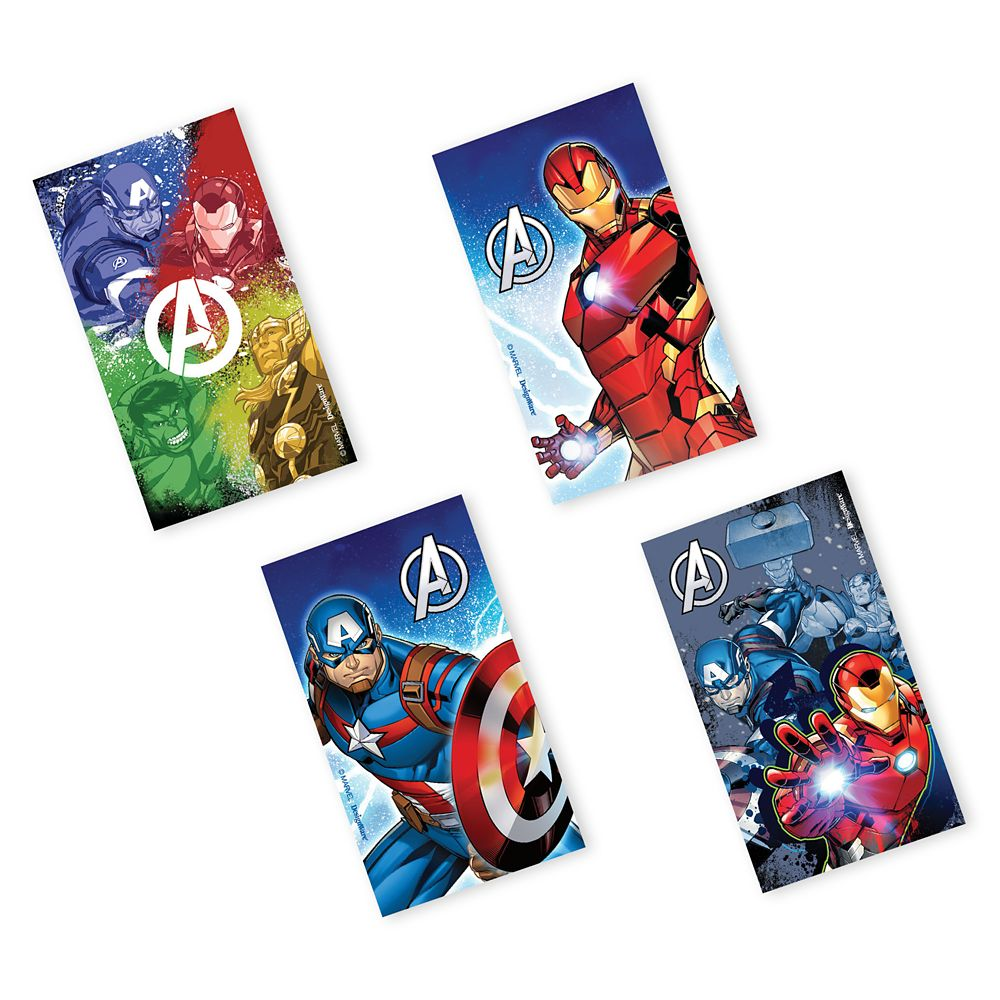 Avengers Notepads Official shopDisney