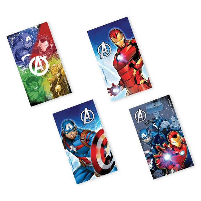 Avengers Notepads