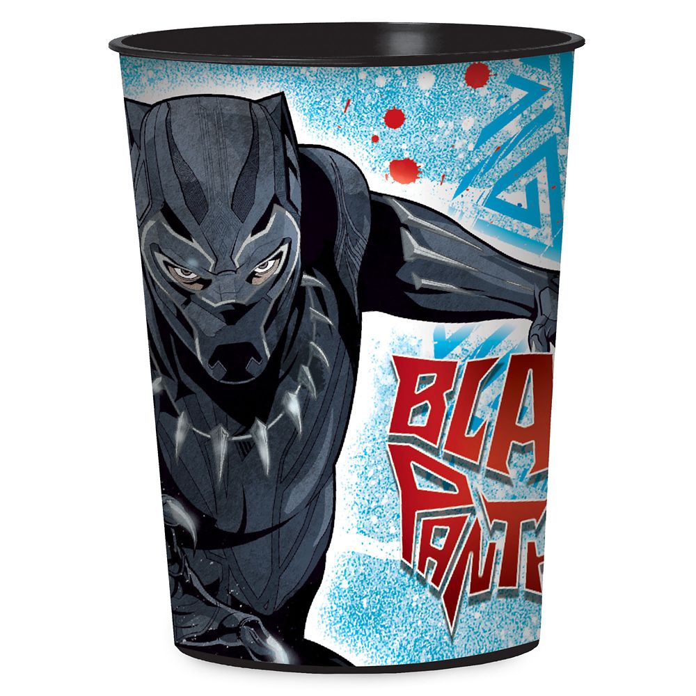 Black Panther Party Favor Cups