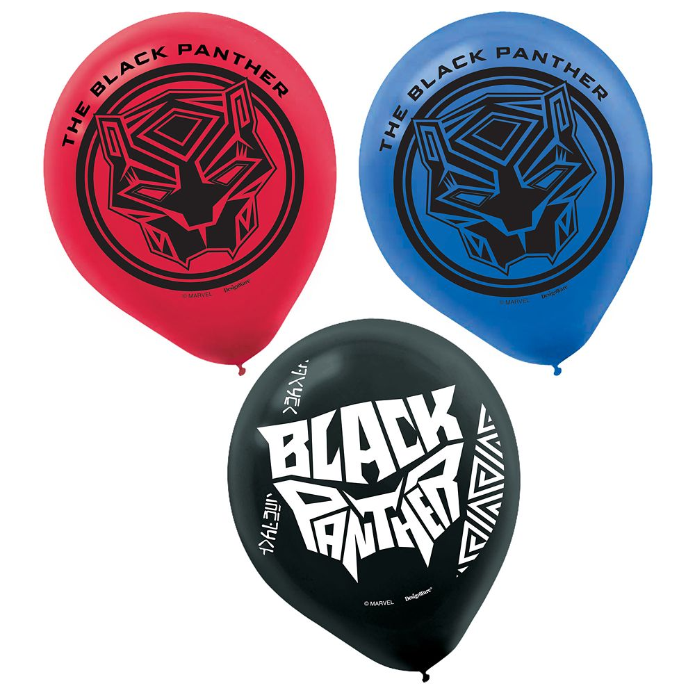 Black Panther Balloons