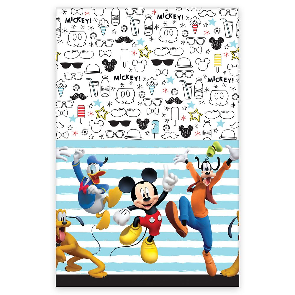 Mickey Mouse On the Go Table Cover