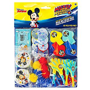 Mickey Mouse On the Go Party Favor Pack 6804057862566P