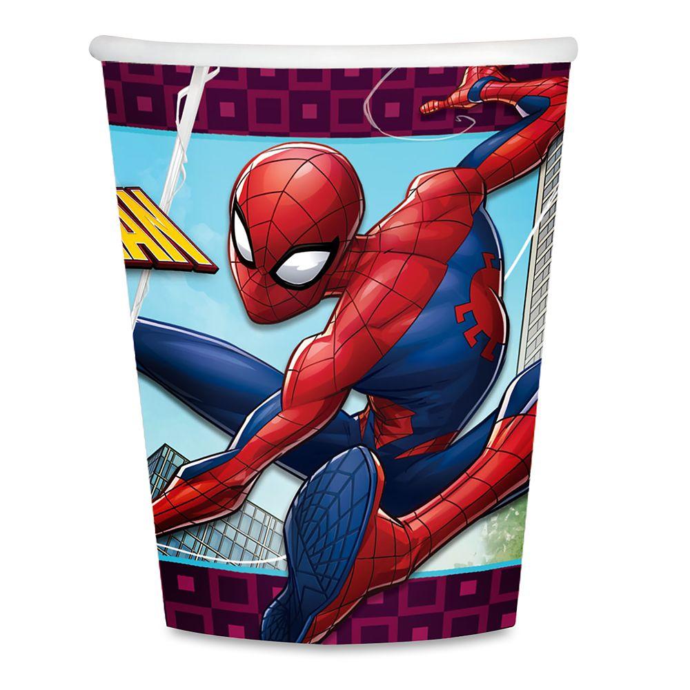 Spider-Man Webbed Wonder Paper Cups Official shopDisney