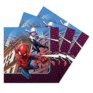 Spider-Man Webbed Wonder Beverage Napkins 6804057862572P