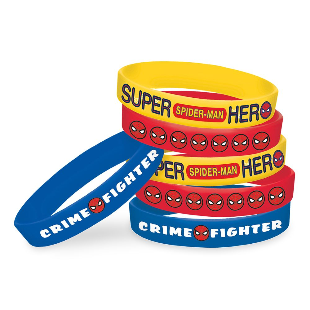 Spider-Man Webbed Wonder Wristbands