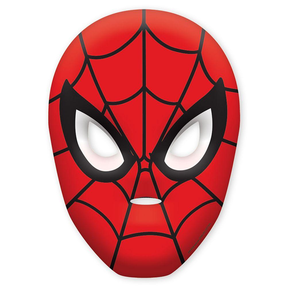Spider-Man Paper Masks