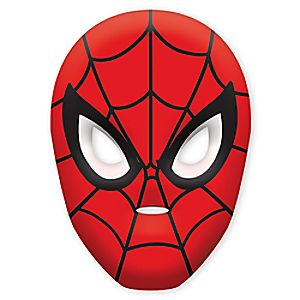 Spider-Man Paper Masks 6804057862583P