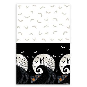 The Nightmare Before Christmas Table Cover