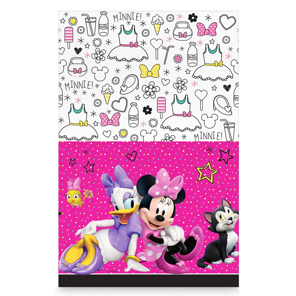 Minnie Mouse and Friends Table Cover