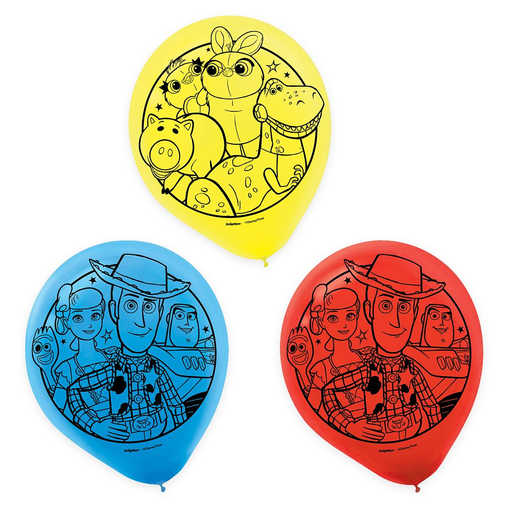 Toy Story 4 Balloons Official shopDisney