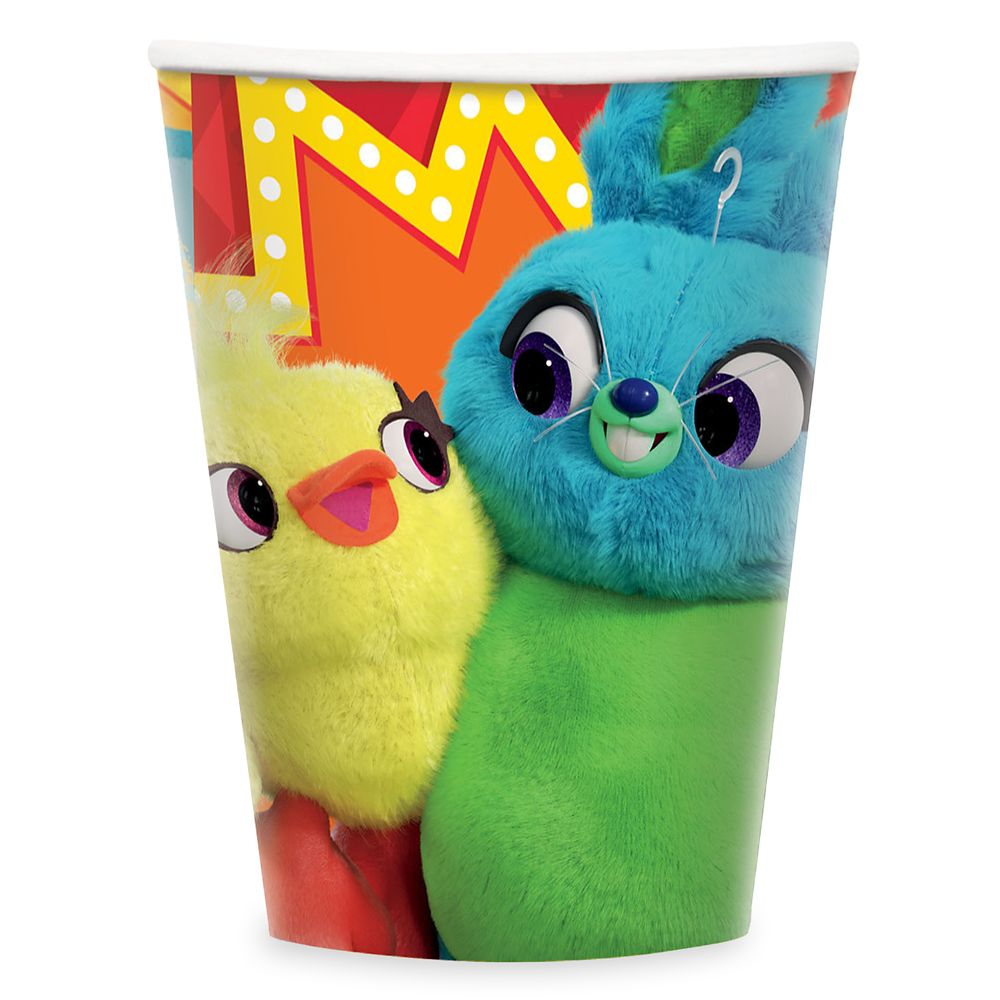 Toy Story 4 Paper Cups Official shopDisney