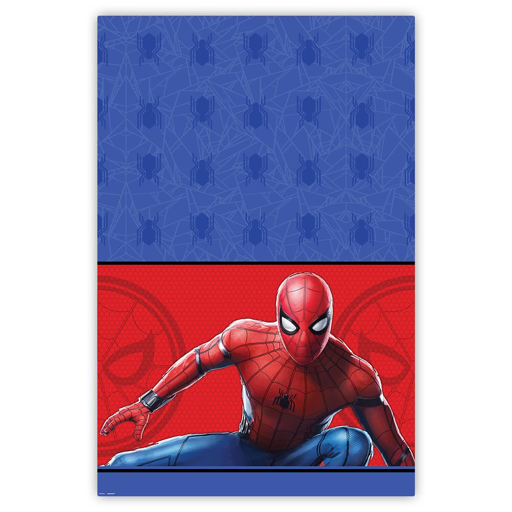 Spider-Man: Far from Home Table Cover