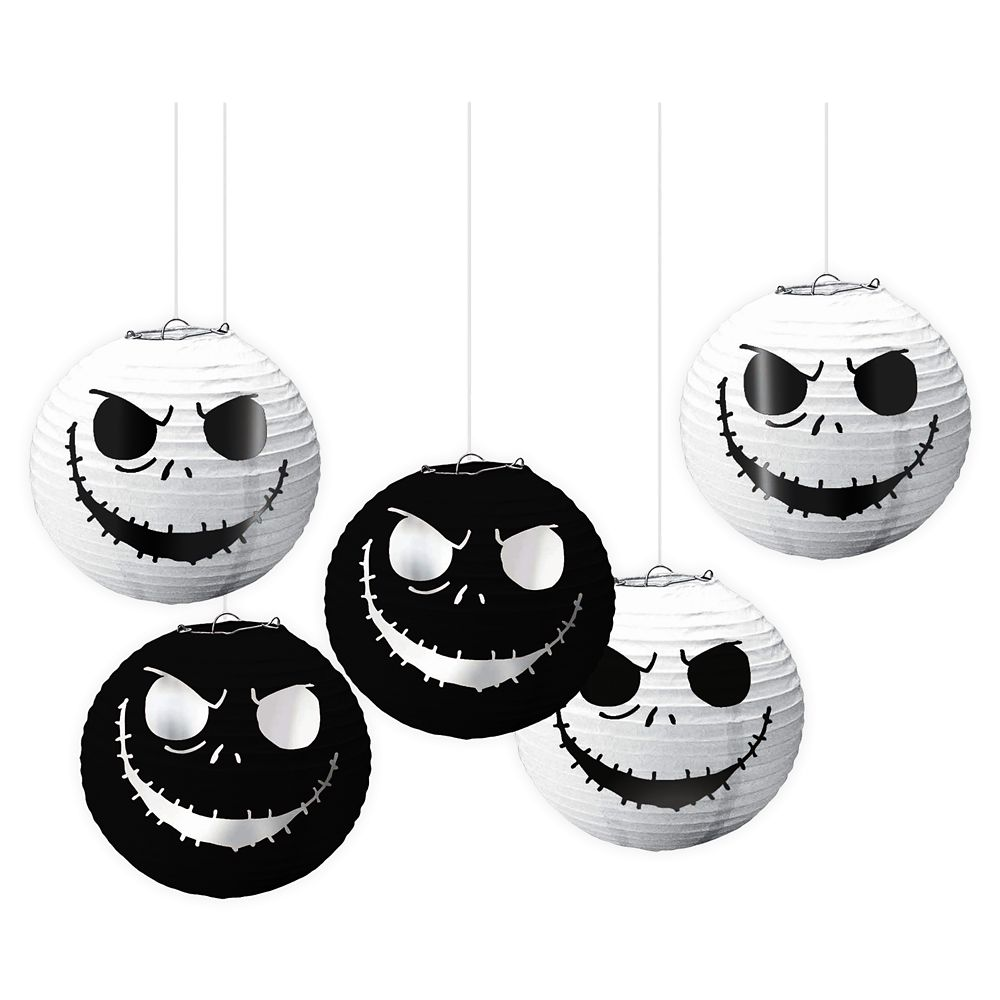 The Nightmare Before Christmas Halloween Lanterns