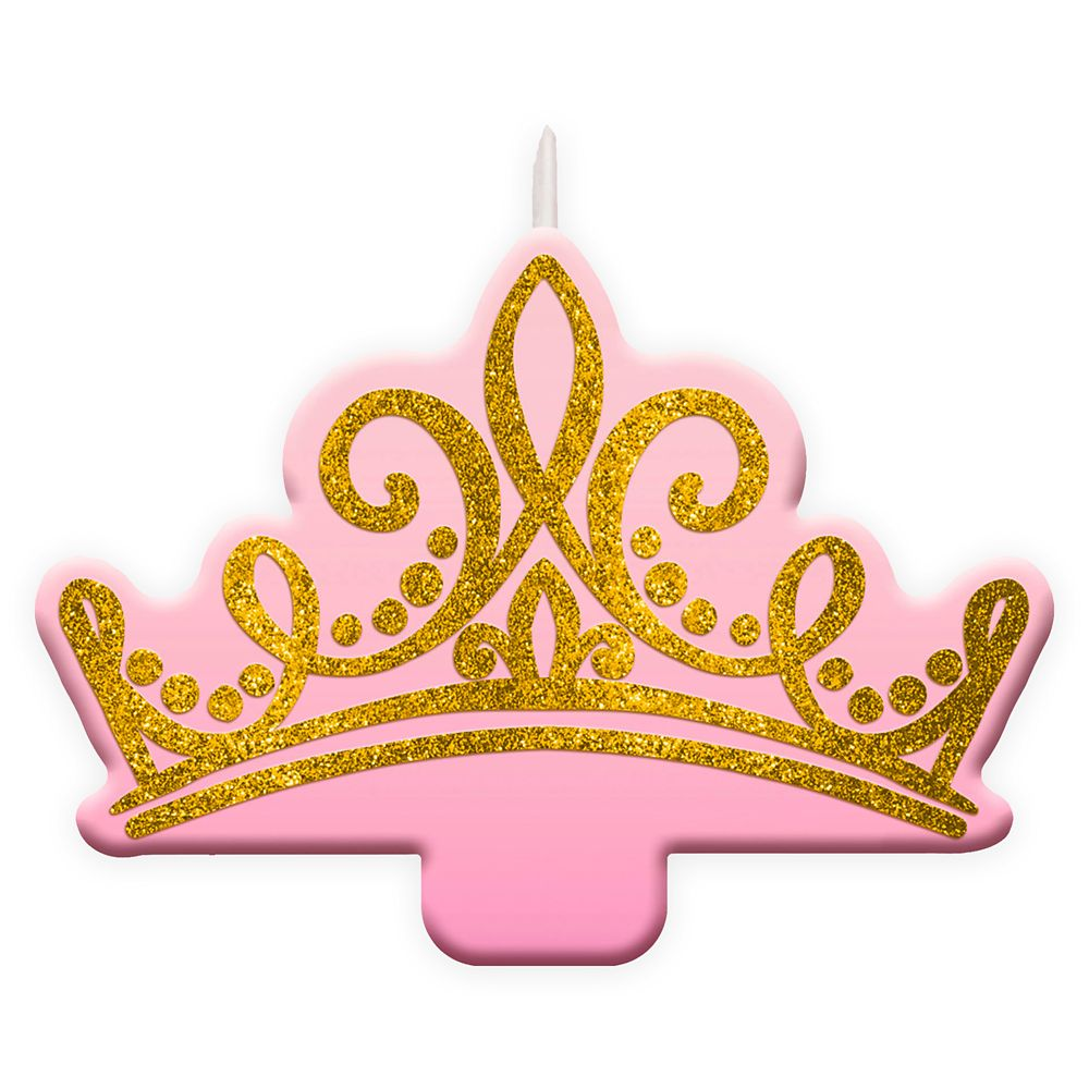 Disney Princess Birthday Candle