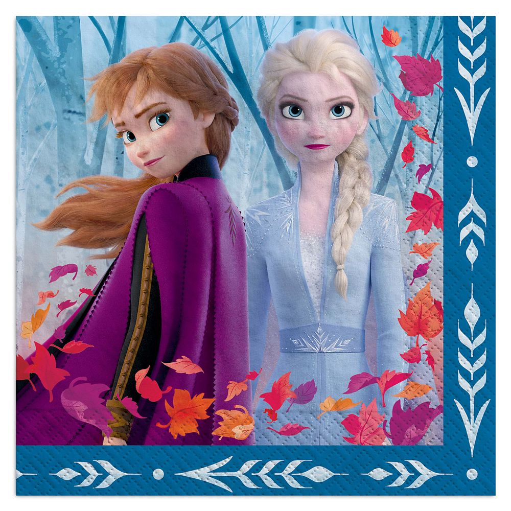 Frozen 2 Lunch Napkins