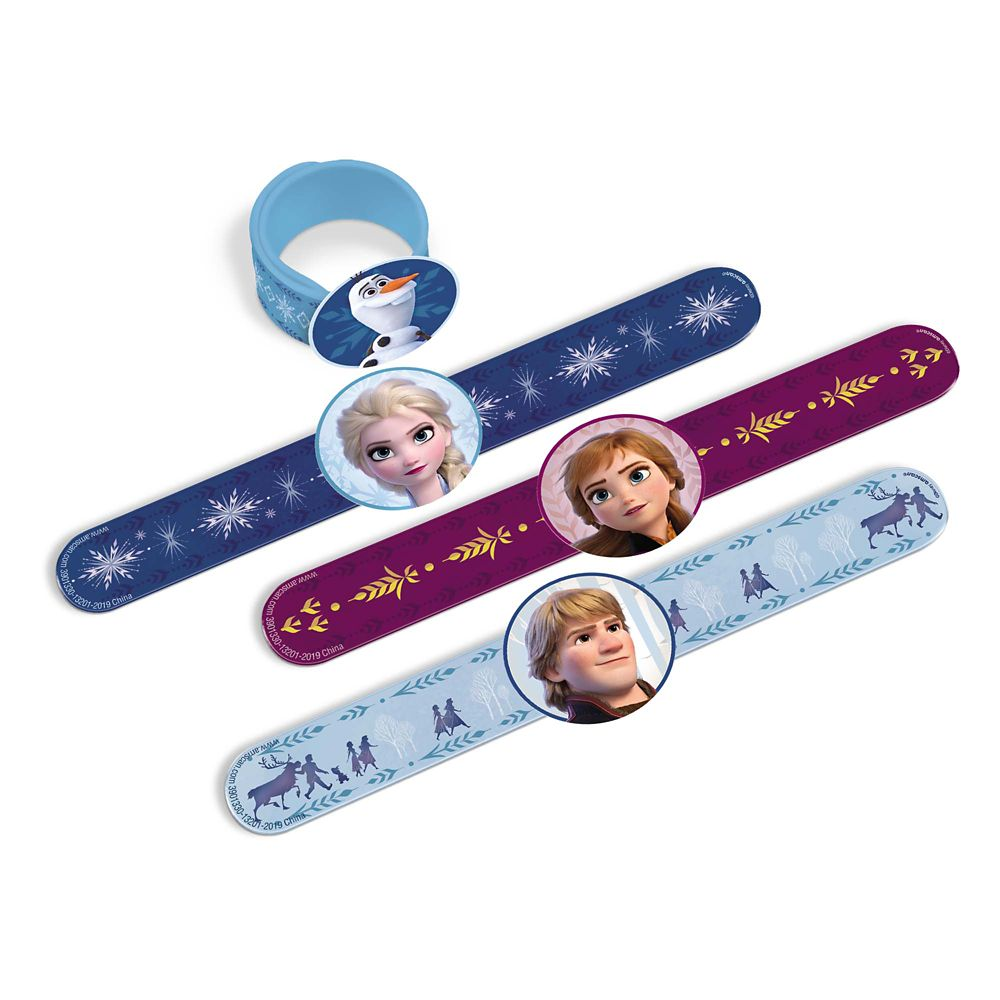 Frozen 2 Party Bracelets
