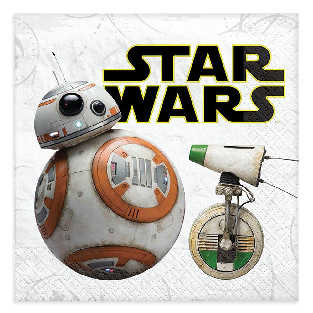 Star Wars: The Rise of Skywalker Napkins