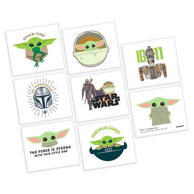 Star Wars: The Mandalorian Tattoos