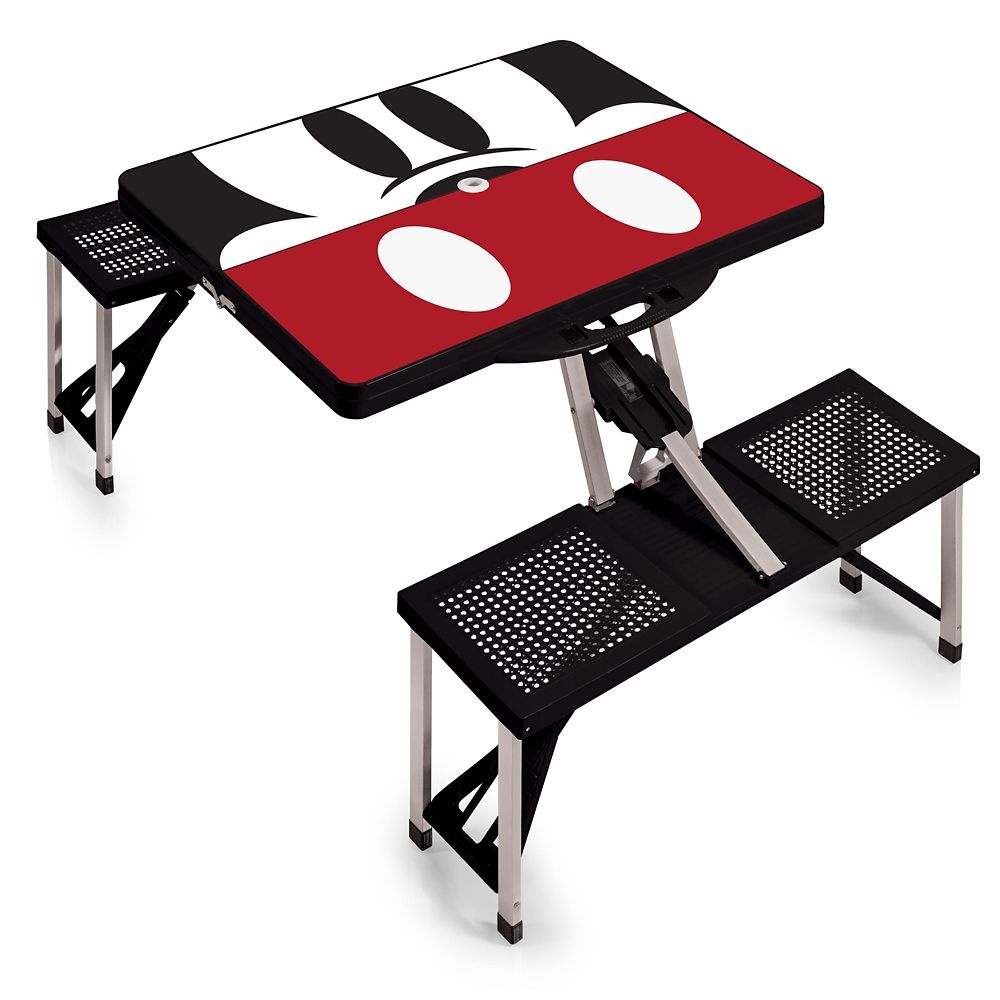 Mickey Mouse Picnic Table with Seats Official shopDisney