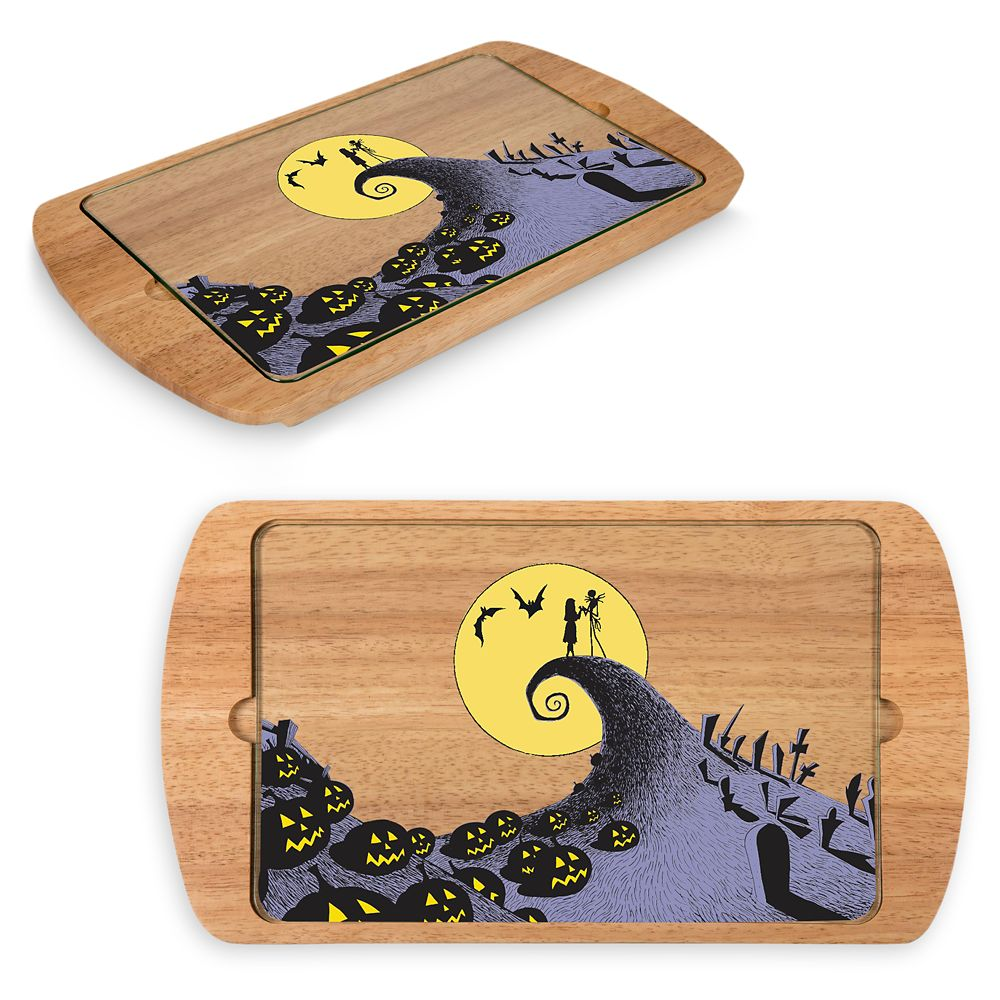 The Nightmare Before Christmas Chopping Board