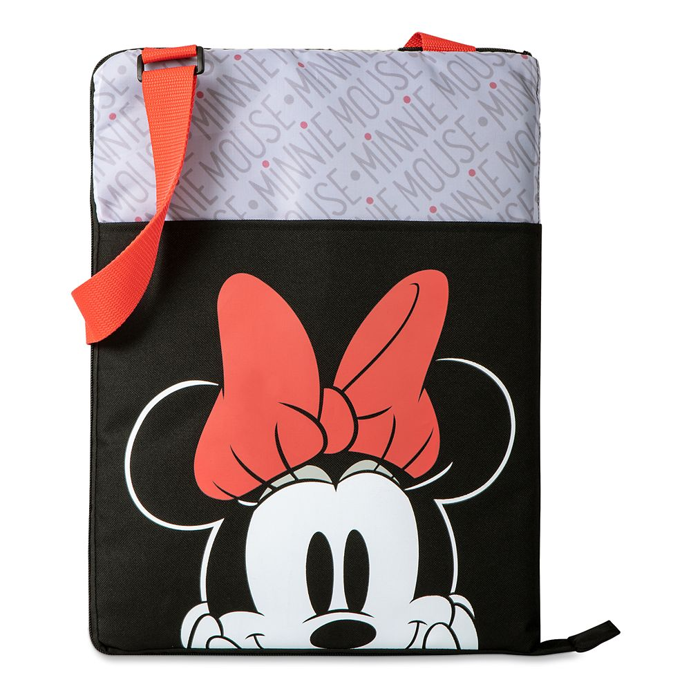 Minnie Mouse Picnic Blanket Tote