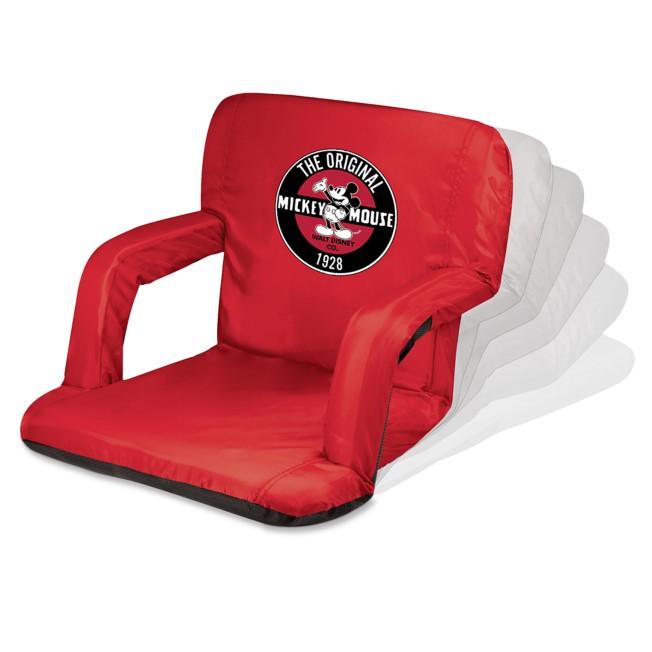 Mickey Mouse Portable Reclining Stadium Seat