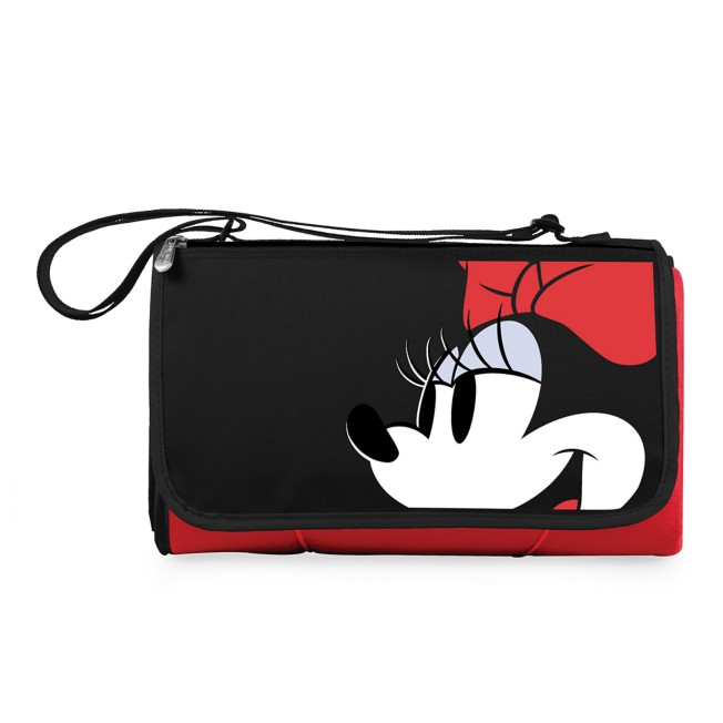 Minnie Mouse Picnic Blanket Messenger Bag