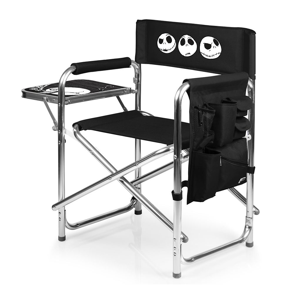 Jack Skellington Sports Chair