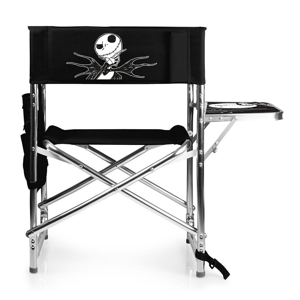 Jack Skellington Sports Chair