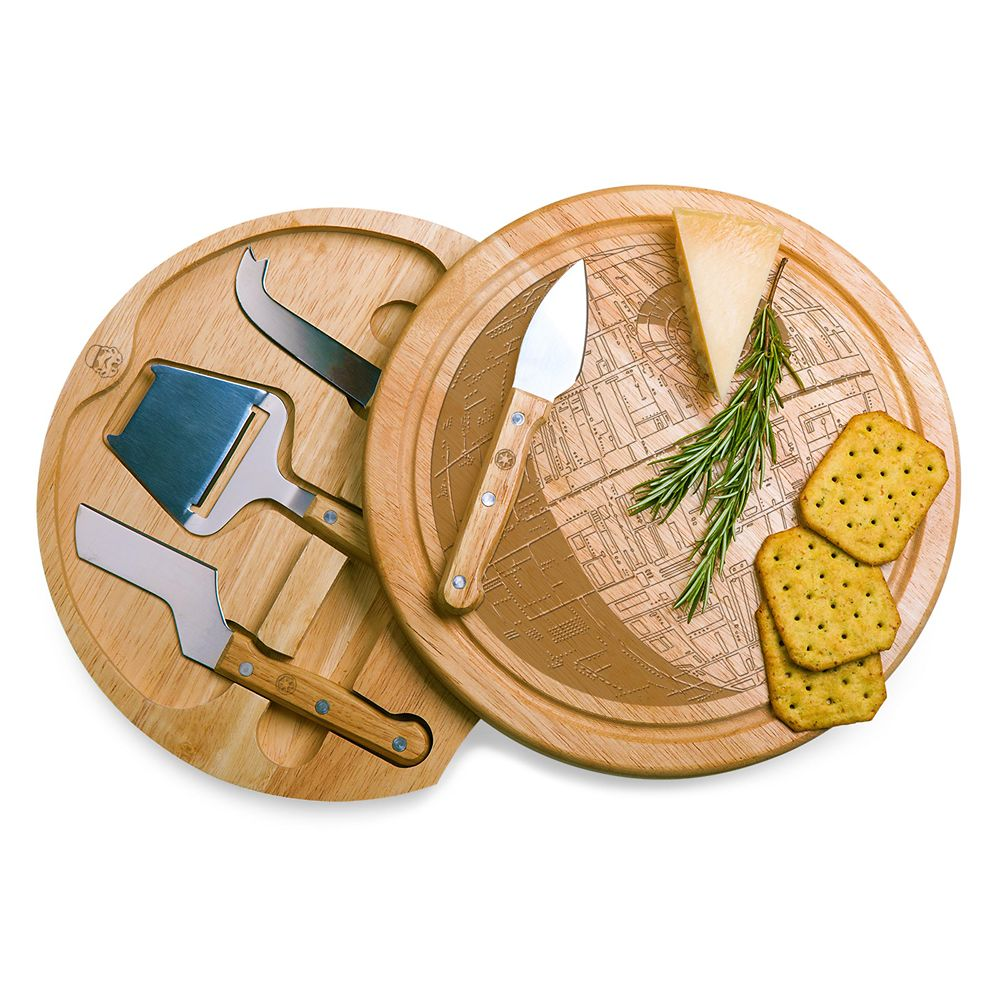 Death Star Cheeseboard Set – Star Wars