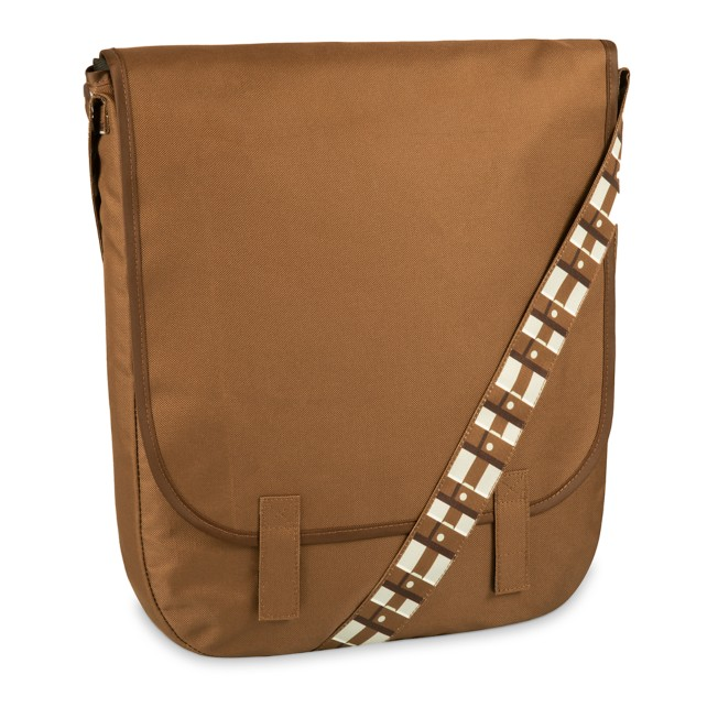 Millennium Falcon Picnic Blanket and Chewbacca Messenger Bag – Star Wars