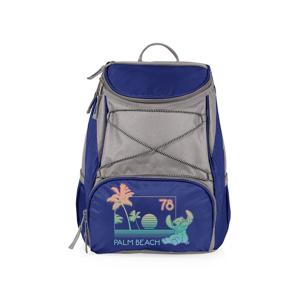 Stitch Palm Beach 78 Cooler Backpack Official shopDisney