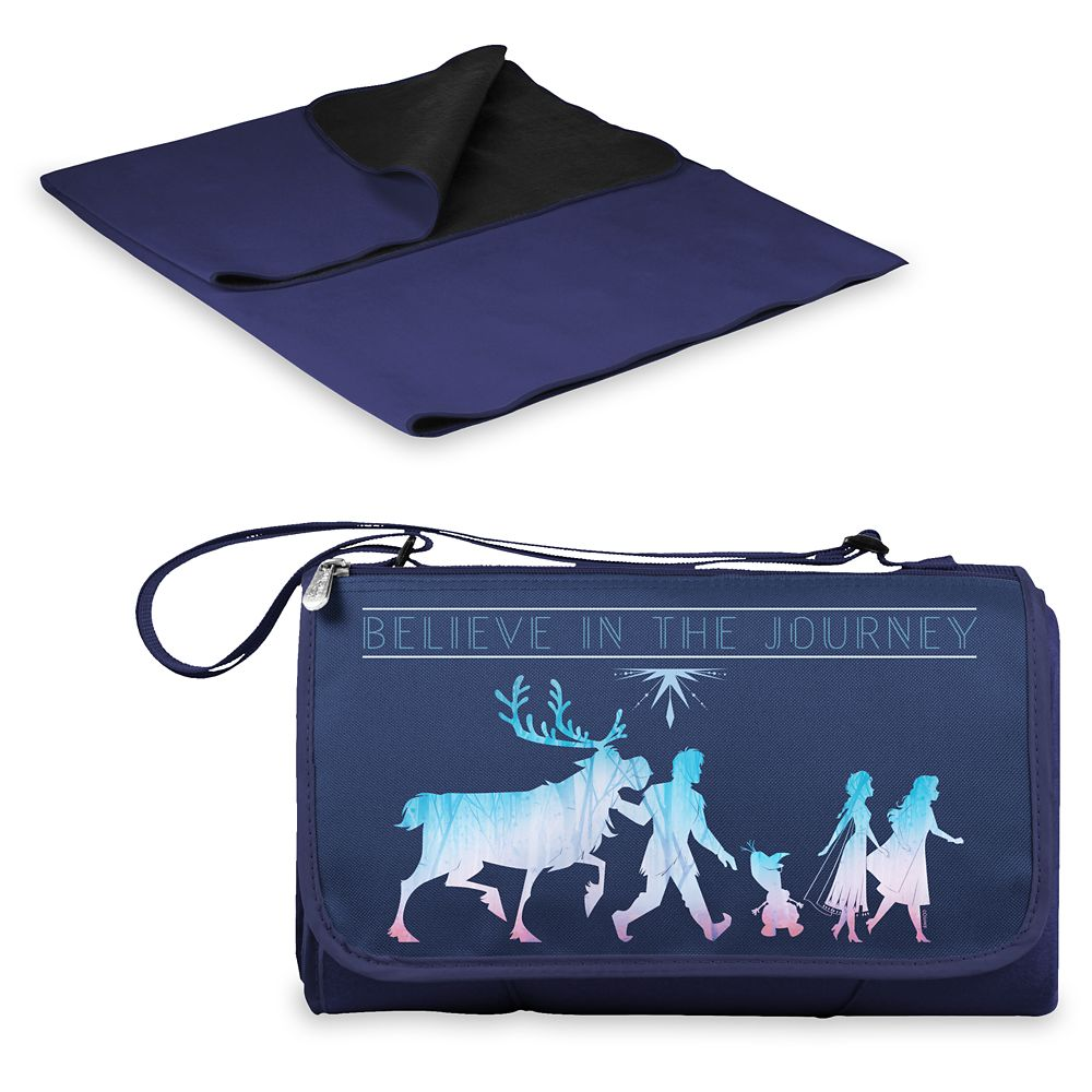 Frozen 2 Picnic Blanket Messenger Bag