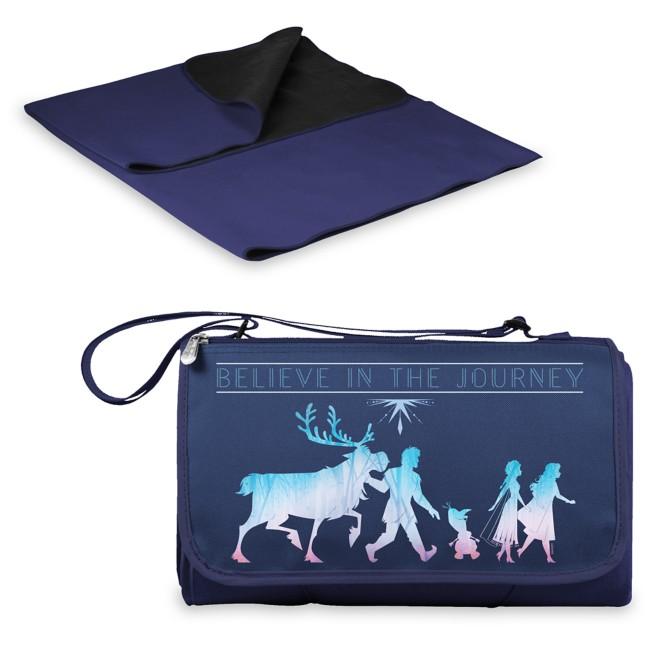 Frozen 2 Picnic Blanket Messenger Bag