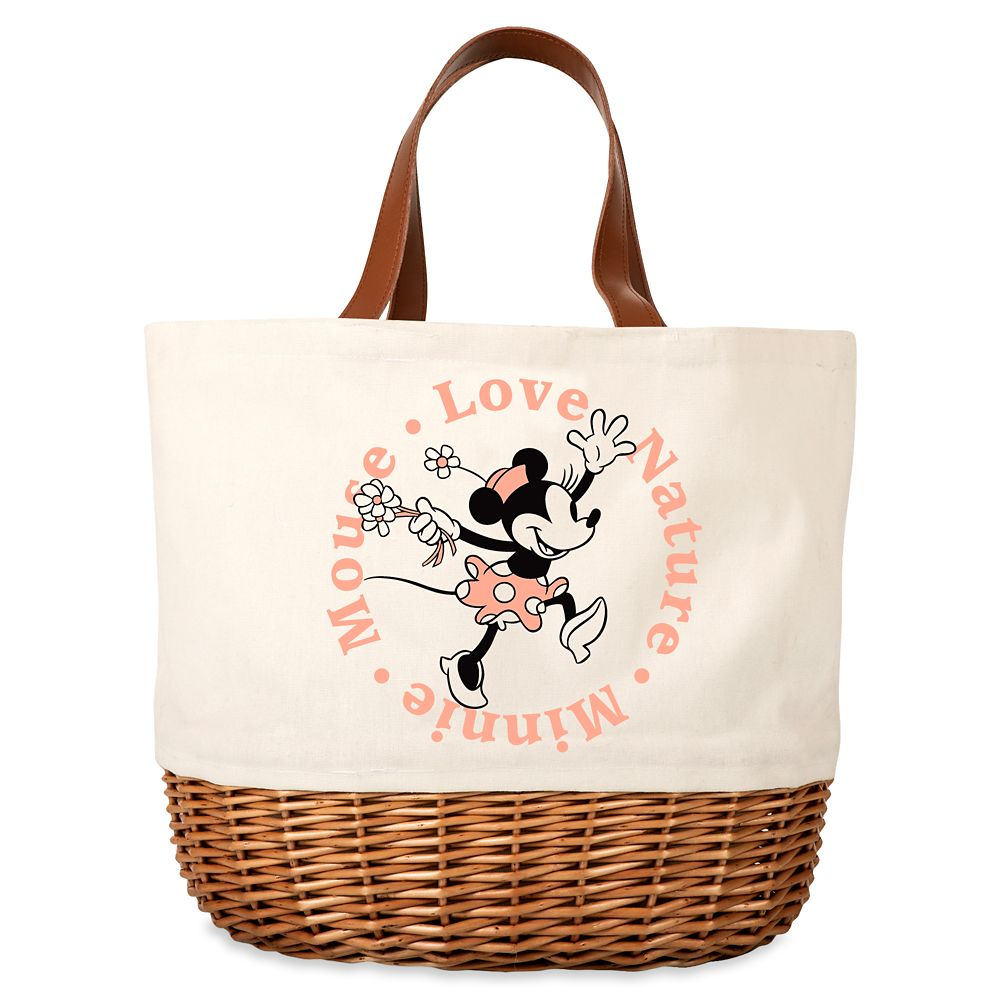 Minnie Mouse Promenade Picnic Basket