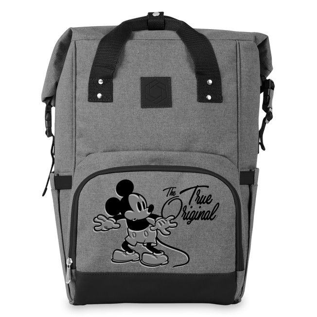 Mickey Mouse Roll-Top Cooler Backpack