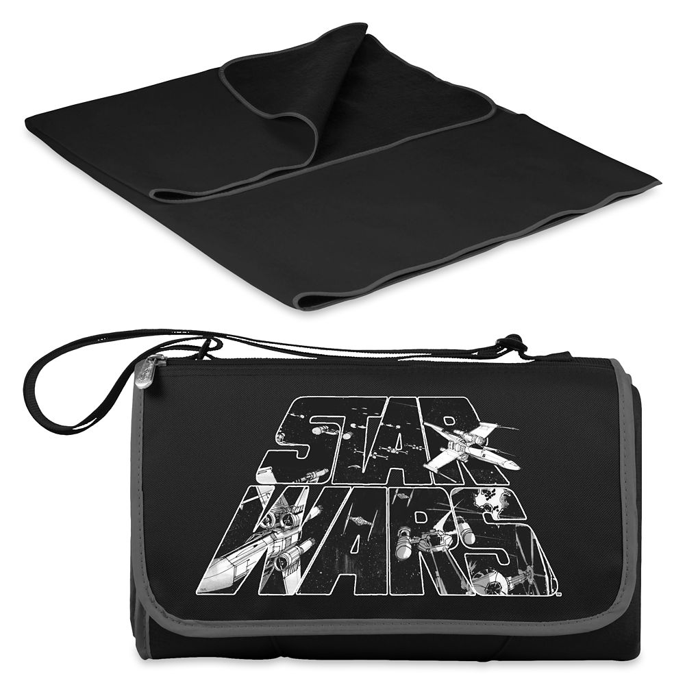 Star Wars Picnic Blanket Messenger Bag