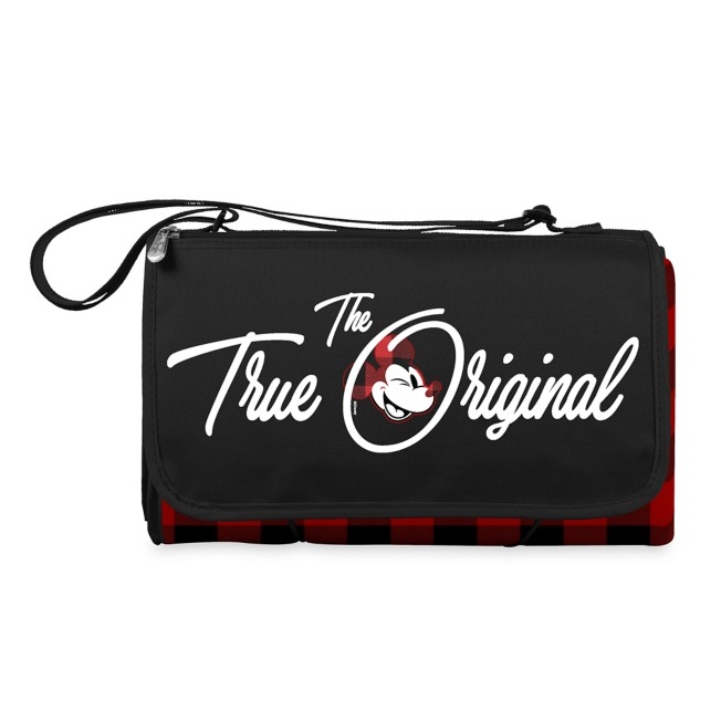 Mickey Mouse ''The True Original'' Picnic Blanket Tote
