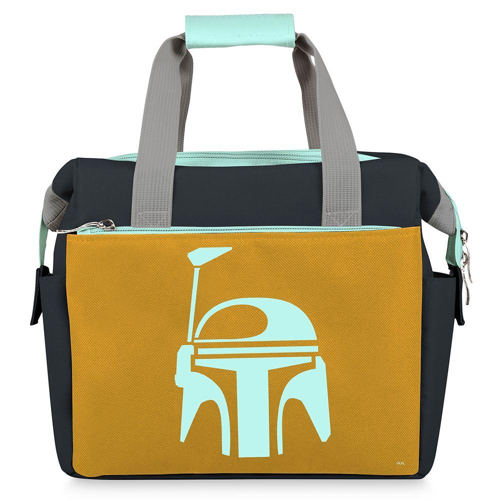 Boba Fett Helmet On the Go Lunch Cooler – Star Wars