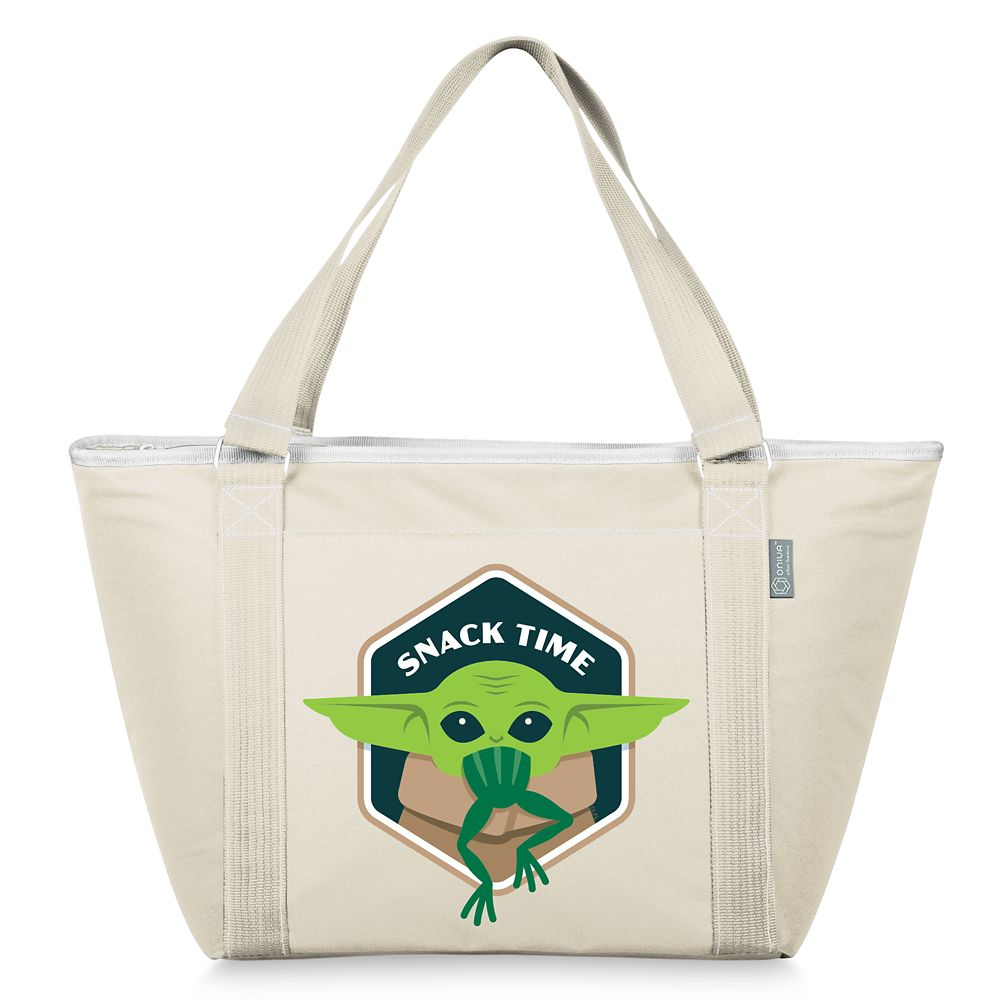 The Child ''Snack Time'' Cooler Tote – Star Wars: The Mandalorian