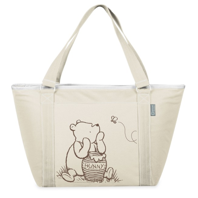 Winnie the Pooh Cooler Tote – Sand