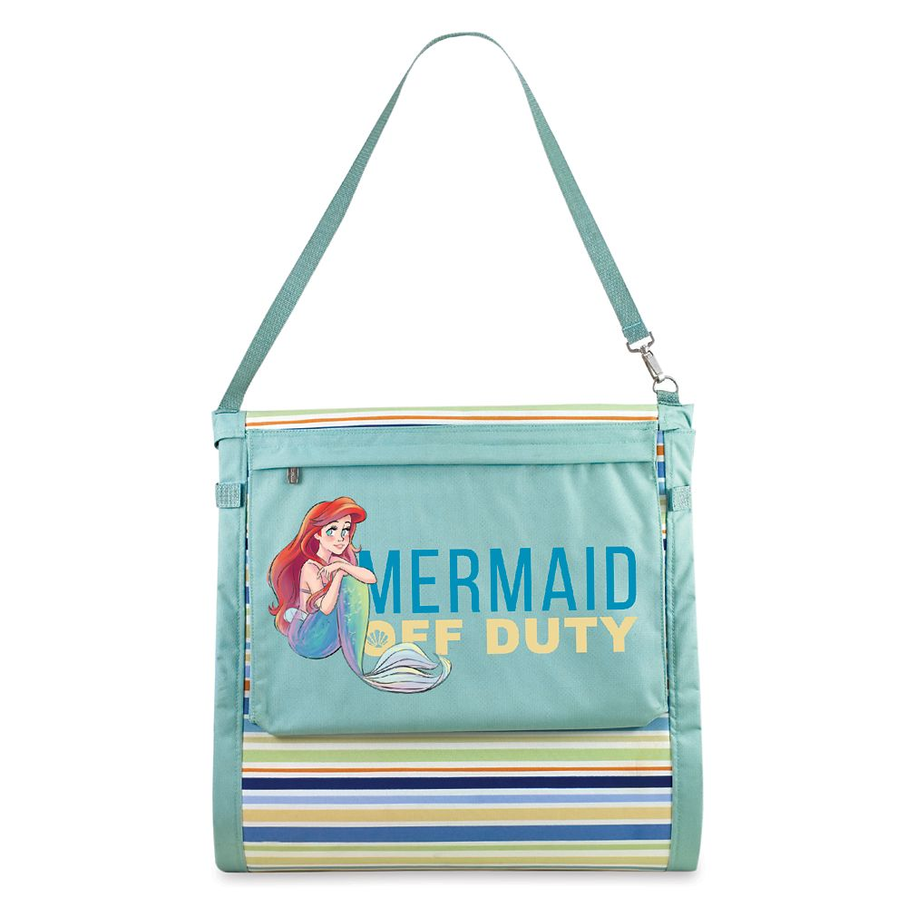 Ariel Beachcomber Portable Beach Chair and Tote – The Little Mermaid