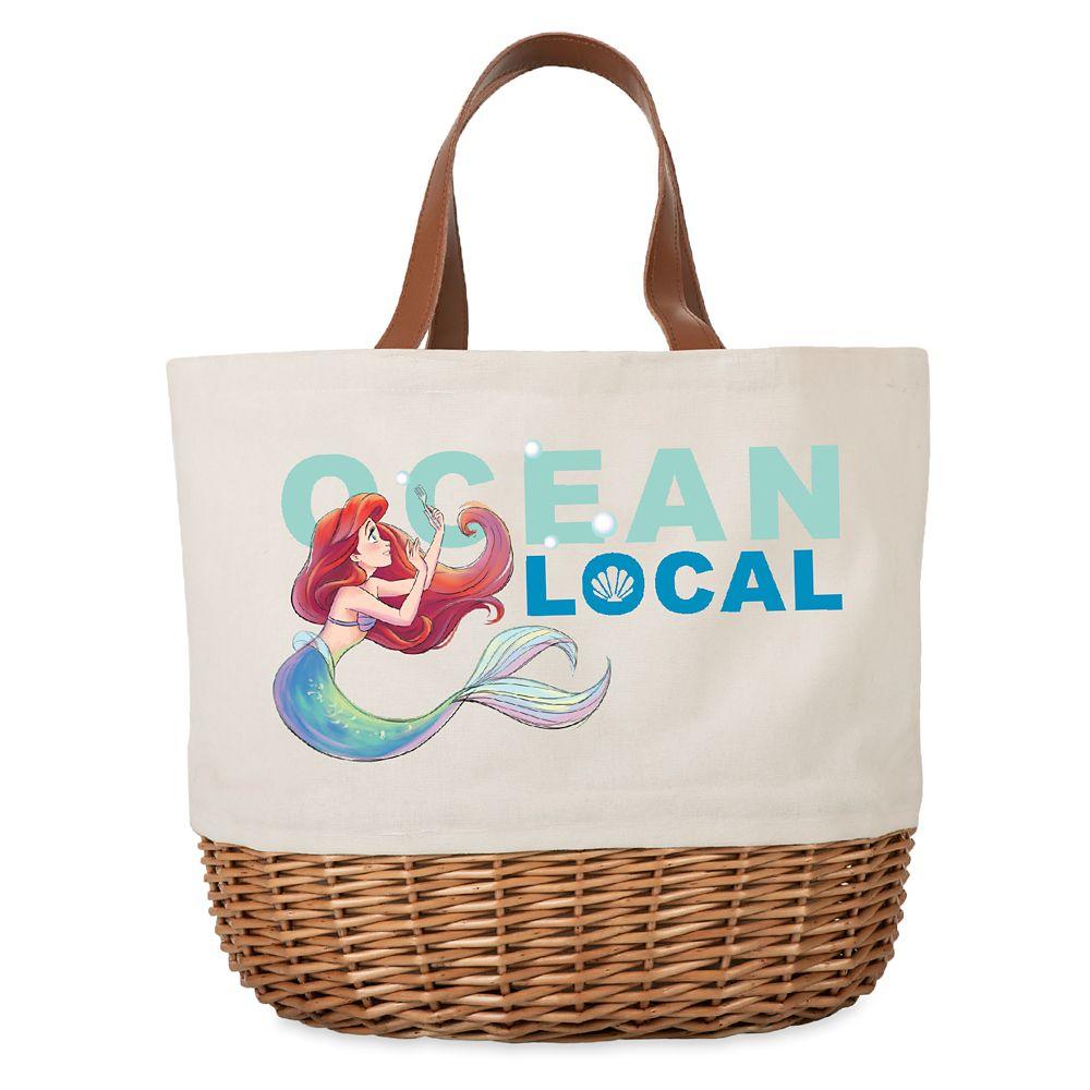 Ariel Promenade Picnic Basket – The Little Mermaid