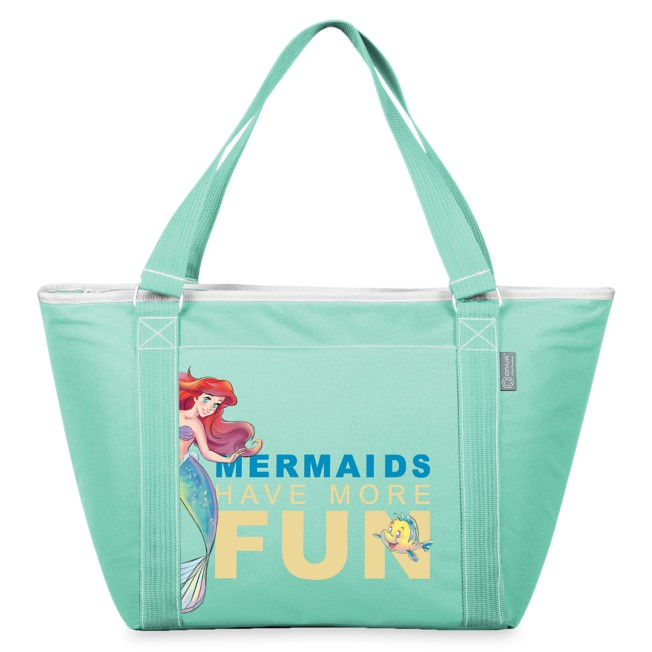 Ariel and Flounder Cooler Tote – The Little Mermaid