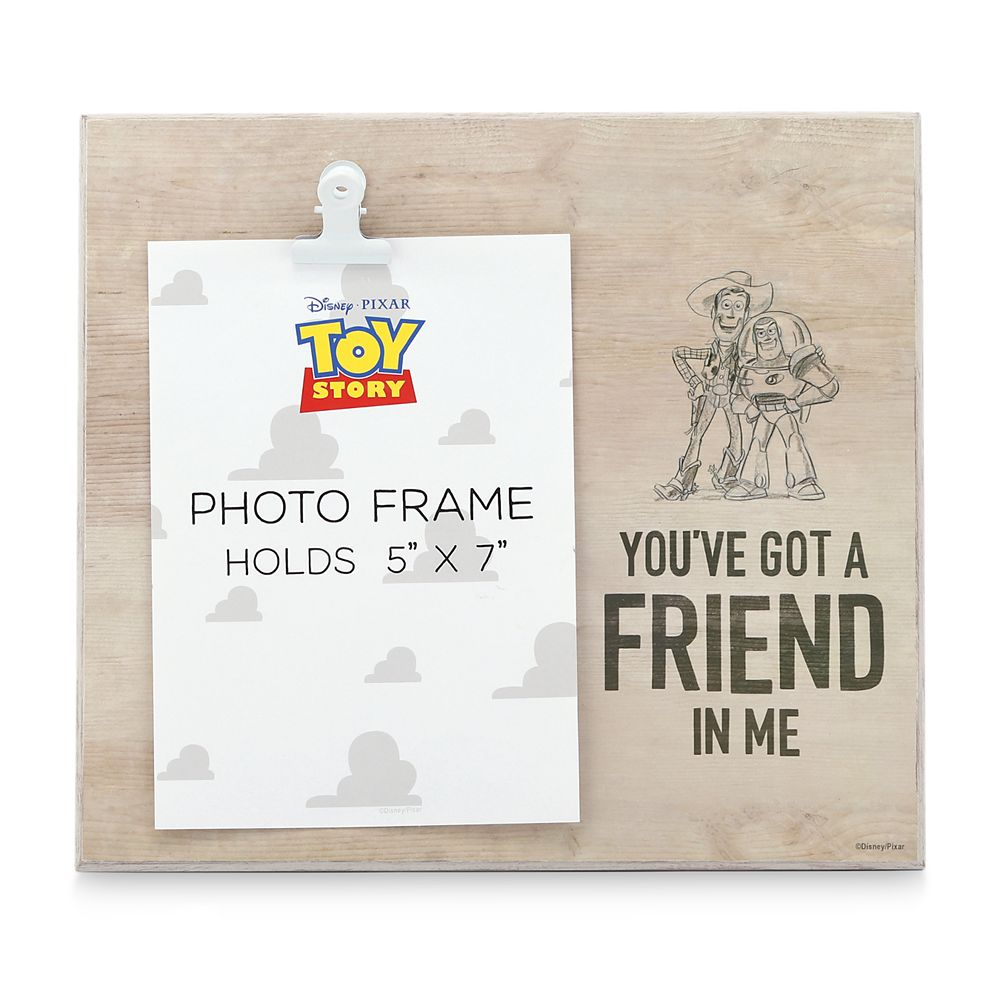 Toy Story Photo Frame – 5'' x 7''