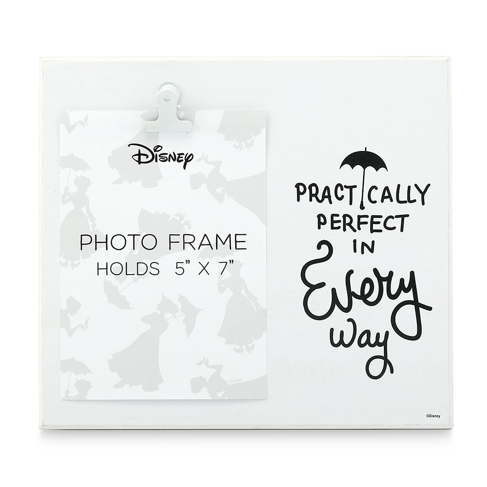 Mary Poppins Photo Frame – 5'' x 7''