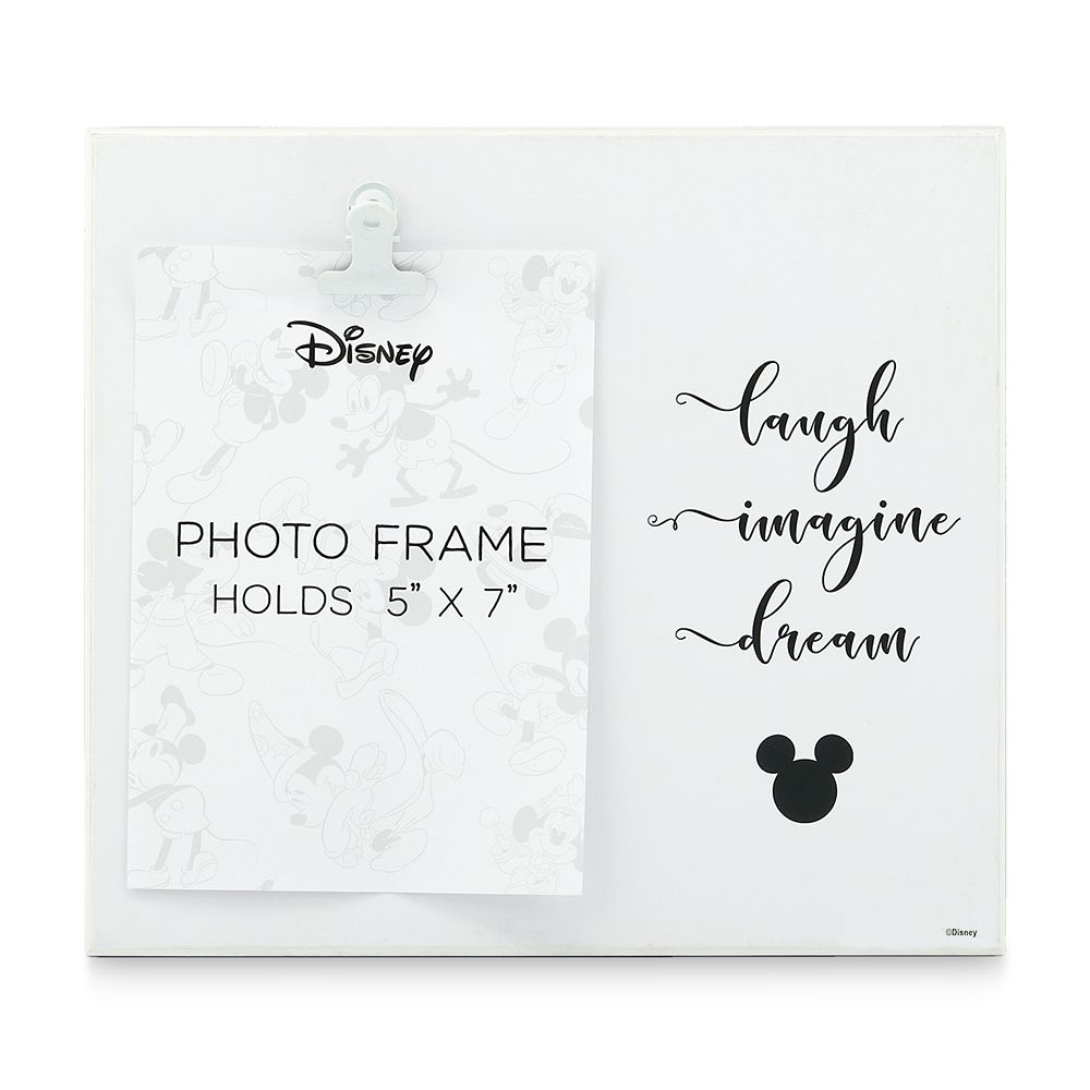 Mickey Mouse Photo Frame – 5'' x 7''
